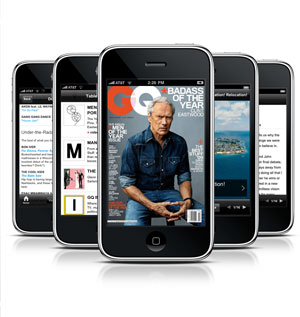 Now Available: GQ iPhone App
