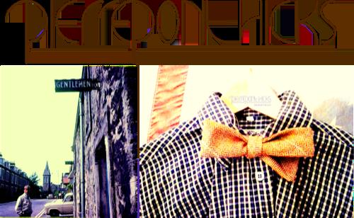 Introducing: Pierrepont Hicks Neckwear