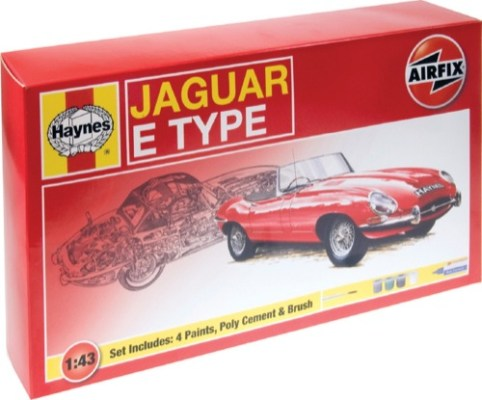 Haynes x Airfix Classic Cars Kit