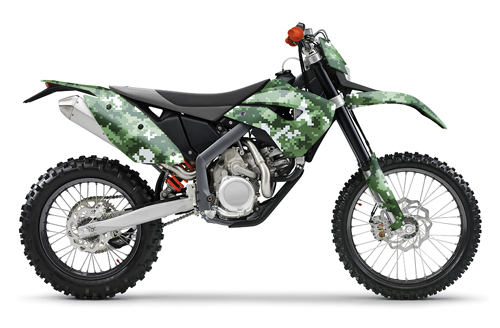 Carefully Considered Husaberg FE 390 Enduro Motorcycle