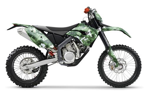 Carefully Considered Husaberg FE 390 Enduro Motorcycle