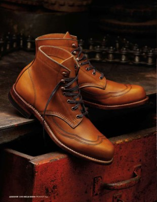Wolverine Addison 1000 Mile Boot [Fall 2010]