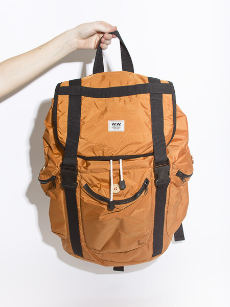 Wood Wood Carrara Backpack