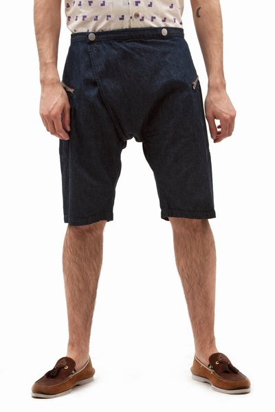 Loden Dager P22 Fisherman Short