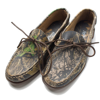 Russell Moccasin Camouflage Camp Moccasin