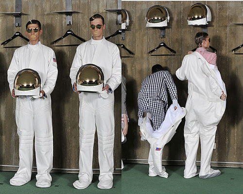 Paris Fashion Week: Thom Browne Spring/Summer 2011