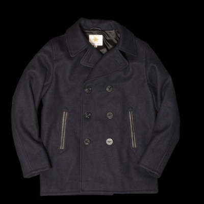 The Want | Golden Bear x Unionmade Pea Coat