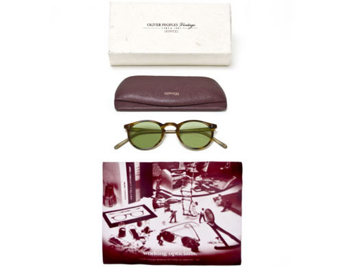The Return | Oliver Peoples' O'Malley Glasses