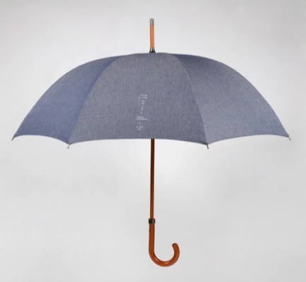 Tenue de Nîmes x London Undercover Denim Umbrella