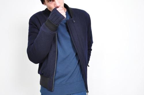 Acne Felix Wool Bomber Jacket