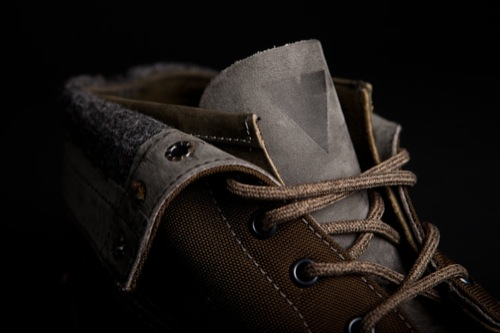 Dark Forrest | VANE x Sebago Field Exo Boot