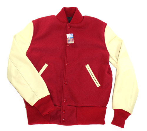 4 Horsemen Supplies Skookum Varsity Jacket