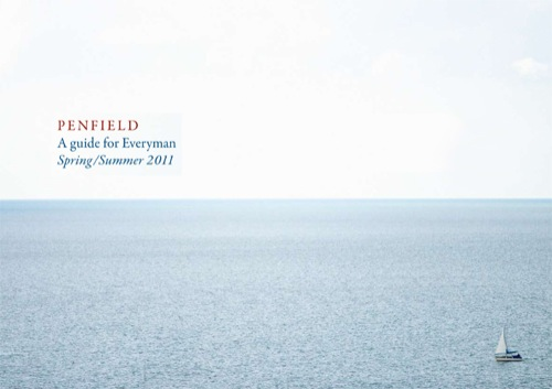 A Guide for Everyman | Penfield Spring/Summer 2011 Lookbook