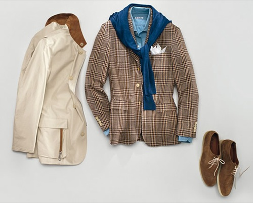 Loro Piana Spring/Summer 2011 Lookbook
