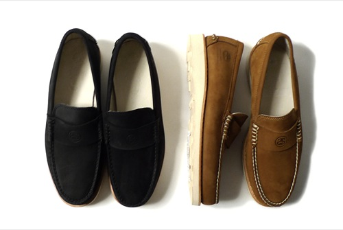 In Stock | Stussy Deluxe x Timberland Loafers