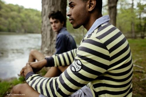 Two Inch Cuffs | Summer 2011 Menswear Lookbook