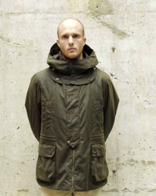Barbour Tokihito Fall/Winter 2011 Lookbook