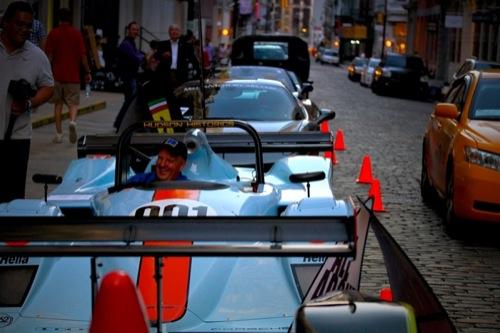Seize sur Vingt Hosts the American Le Mans Series Teams