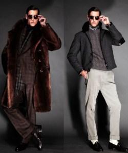 Tom Ford Fall/Winter 2011 Lookbook