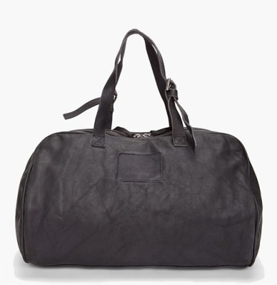Common Projects Washed Duffle Bag for Fall 2011