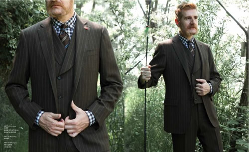 Isaia Fall/Winter 2011 Collection Lookbook