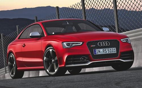 Frankfurt | 2012 Audi RS5
