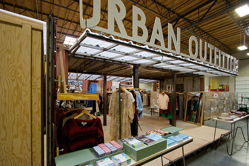 Dockers x Urban Outfitters Mobile Shop