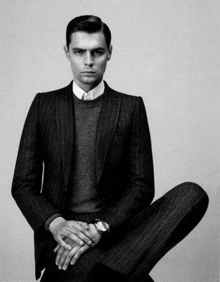 Fantastic Man F/W 2011 'Grey' Editorial