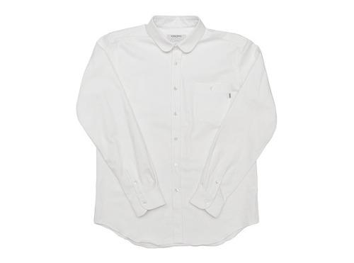 Patrik Ervell White Denim Shirt