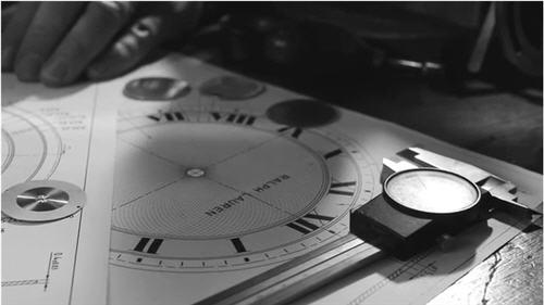 Ralph Lauren on Watches