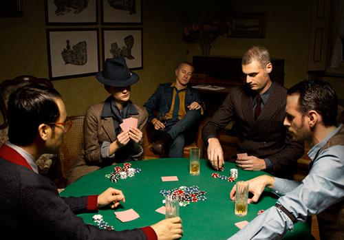 Camo Fall/Winter 2012 'Casino' Collection