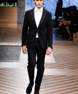 Ermenegildo Zegna Fall/Winter 2012 Men's Show at Milan Fashion Week