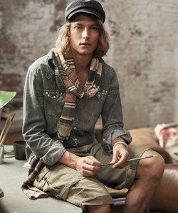 Denim & Supply Ralph Lauren Spring/Summer 2012 Lookbook