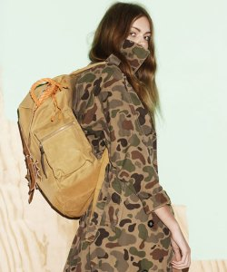 Eastpak x Wood Wood 'Desertion' Spring/Summer 2012 Lookbook