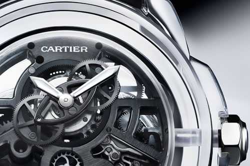 Cartier ID Two Concept Watch - Photos and Video