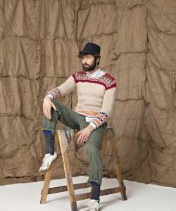 Bellerose Fall/Winter 2012 Lookbook