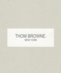 Inside Look | Thom Browne x DITA Eyewear Catalog
