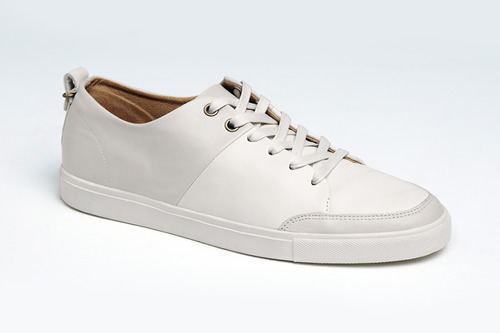 Haerfest 'Alpha Experiment' Leather Trainers