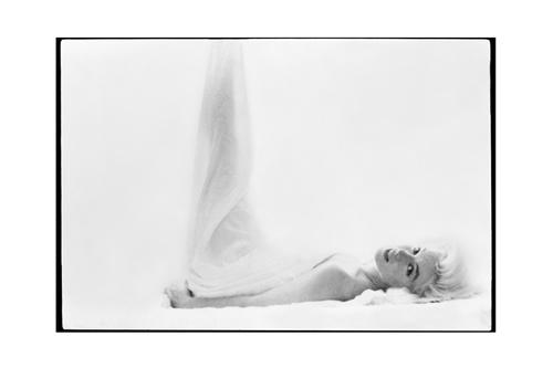 Marilyn Reinvented by Bert Stern