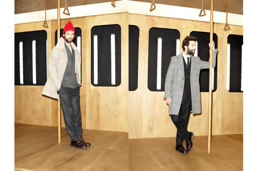 PFW   Ami by Alexandre Mattiussi Fall/Winter 2013 Collection