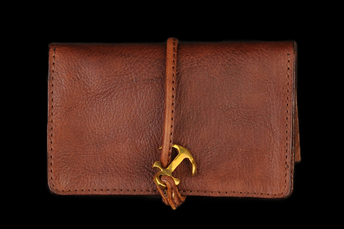 Damasquina Anchor Cardcase