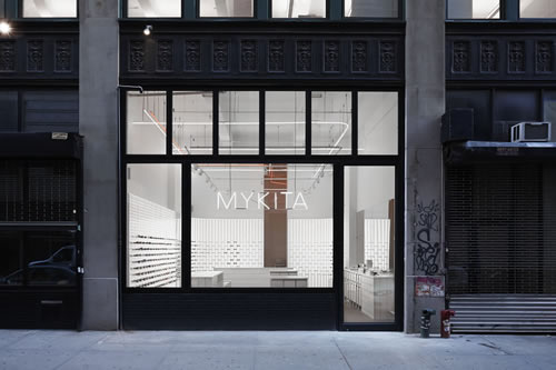 Now Open | Mykita NYC Store