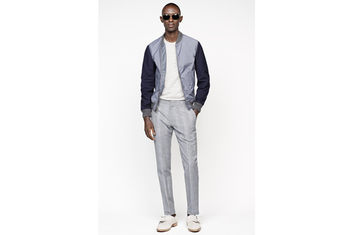 J.Crew Men's Spring/Summer 2014 Presentation Looks