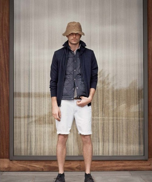 Club Monaco Spring/Summer 2012 Lookbook Part 1