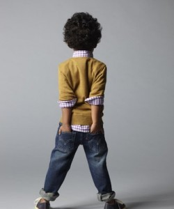 Levi's Kids Spring/Summer 2011 Lookbook