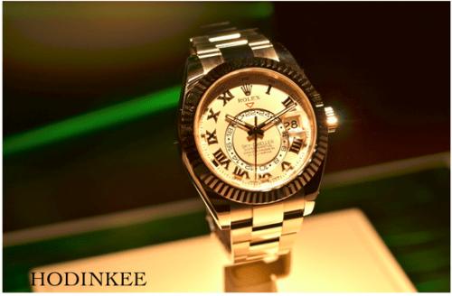 Rolex Sky-Dweller - Dual Timezone, Annual Calendar at Basel