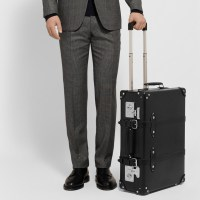 MR PORTER and Globe-Trotter Release James Bond-Inspired Trolley Case