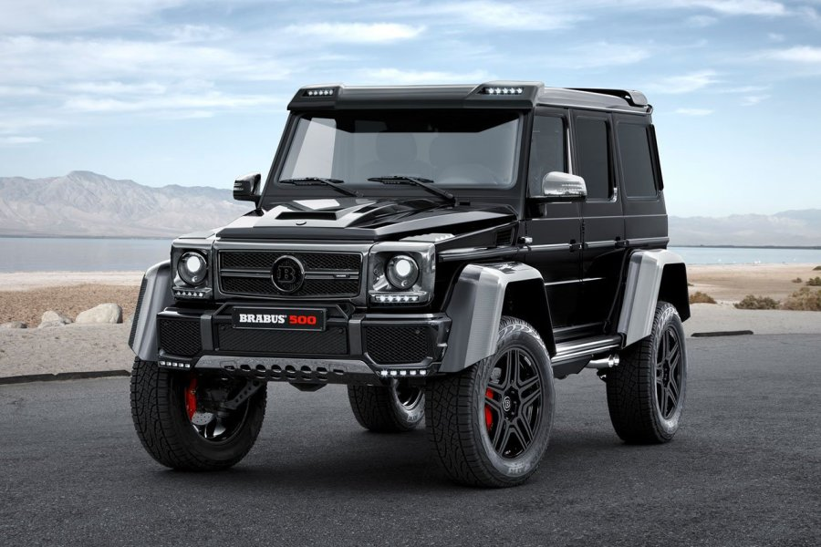 Mercedes-Benz-G500-4×4²-by-BRABUS-01