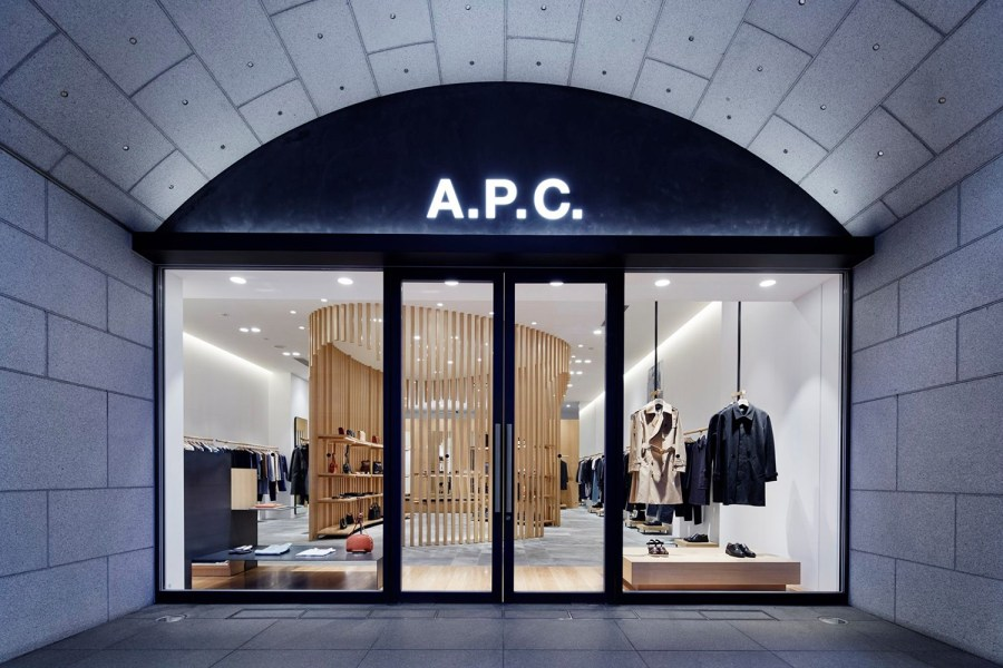 A.P.C. Kyoto Flagship Finally Reopens-01