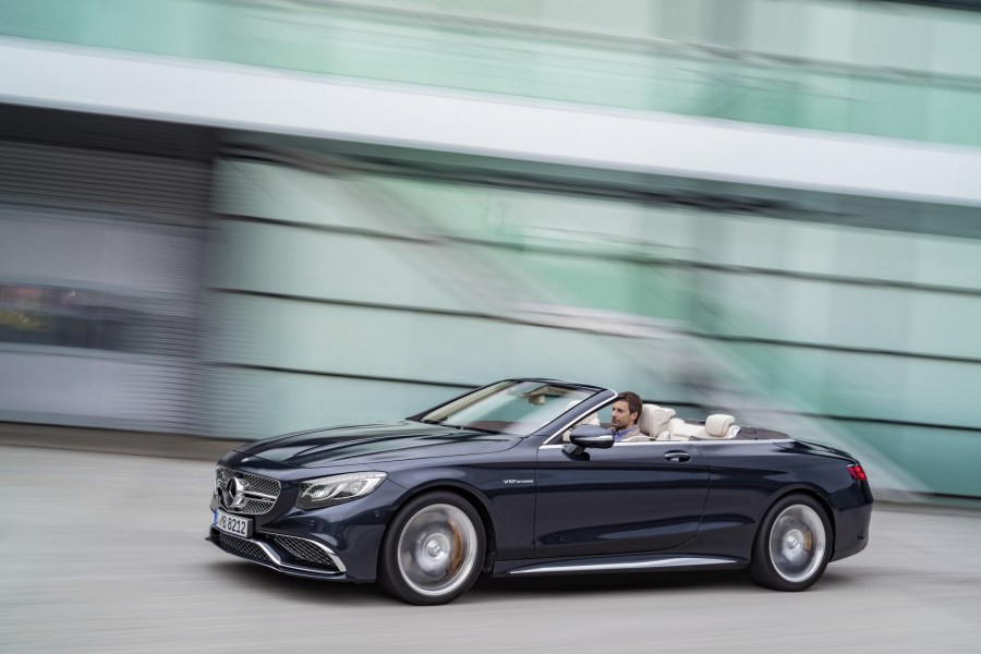 The Mercedes AMG S65 – the Ultimate Convertible-01